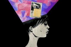 Digital-paint-cover-album